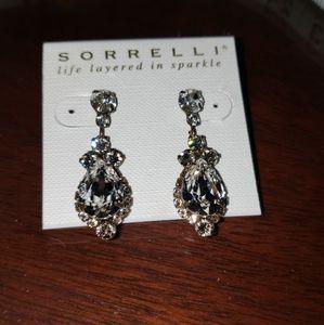 Diamond Bridal Sorrelli Earrings